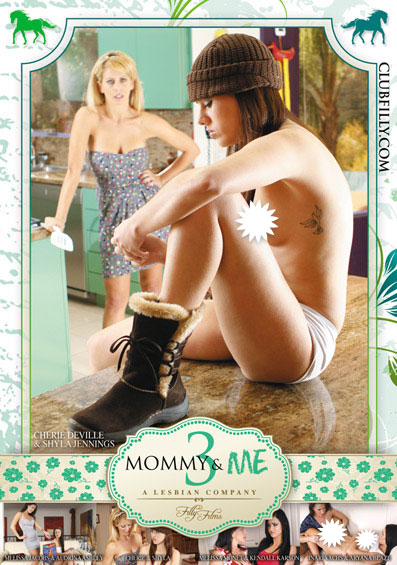 Mommy And Me #3 - PG Safe Cover