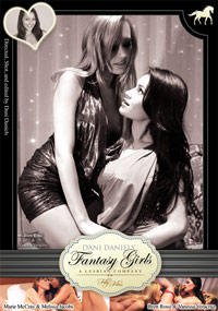 Dani Daniels' Fantasy Girls - DVD Cover