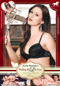 Karlie Montana's Finding The L In Love  - DVD Cover