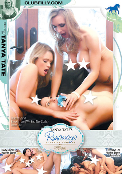 Tanya Tate's Runaways - PG Safe Cover