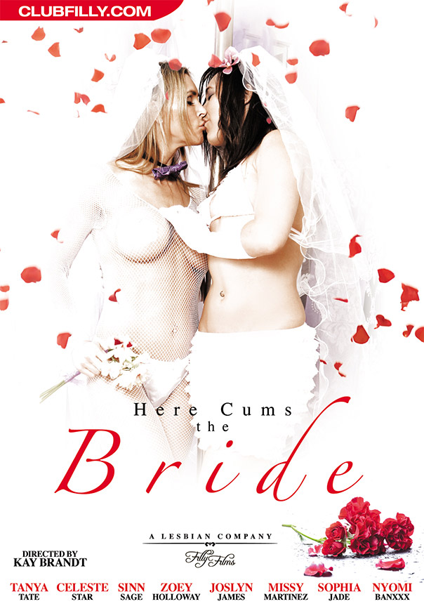here cums the brides