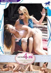 Mommy And Me #4 DVD back cover