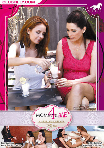 Mommy And Me #4 - PG Safe Cover