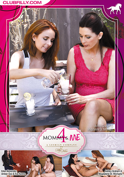 Mommy And Me #4 DVD front cover