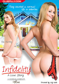 Infidelity: A Love Story - DVD Cover