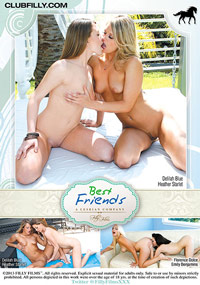 Best Friends - DVD Cover
