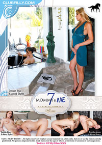 Mommy And Me #7 - DVD Cover