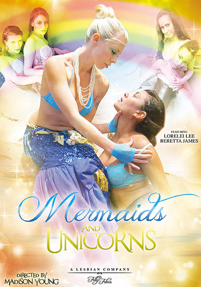 Mermaids And Unicorns - DVD Cover
