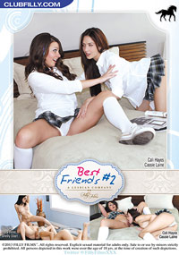 Best Friends #2 - DVD Cover