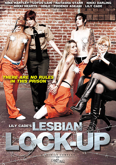 Lily Cade's Lesbian Lock-Up - PG Safe Cover