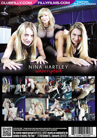 Nina Hartley Unscripted DVD back cover
