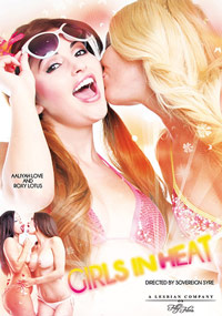 Girls In Heat - DVD Cover