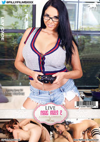 Lily Cade's Live Nerd Girls #2 - DVD Cover