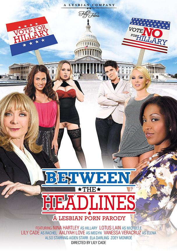 ebony amateurs xxx movie poster - Between The Headlines - DVD Cover