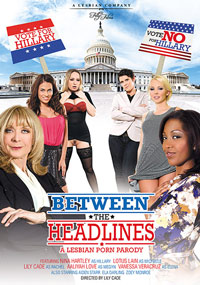Between The Headlines - DVD Cover