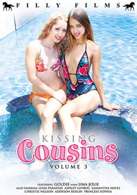 Kissing Cousins #3 - DVD Cover