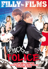 Fuck The Police - DVD Cover