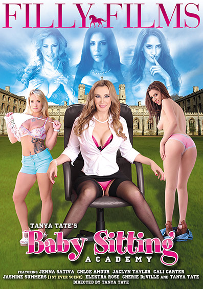Baby Sitting Academy DVD front cover