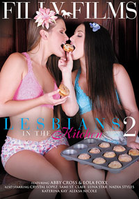 Lesbians In The Kitchen #2