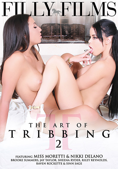 The Art Of Tribbing #2 DVD front cover