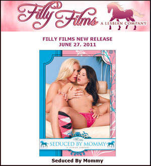 Filly Films June 27 2011 New Release Newsletter