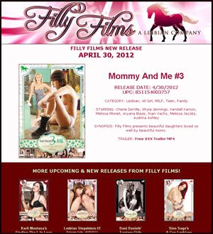 Filly Films presents Mommy And Me #3