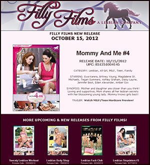 Filly Films presents Mommy And Me #4