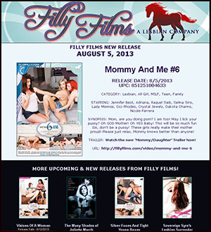 Filly Films presents Mommy And Me #6