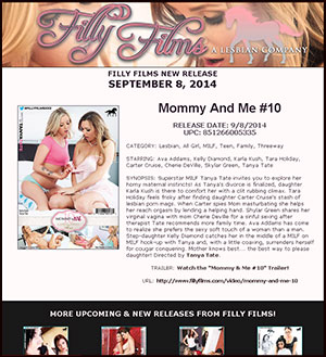 Filly Films presents Mommy And Me #10