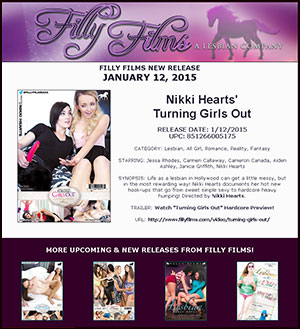 Filly Films presents Turning Girls Out