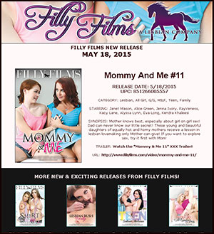 Filly Films presents Mommy And Me #11