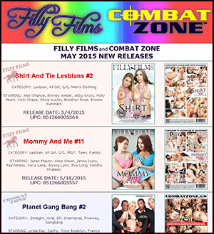 Filly Films announces May 2015 New Releases