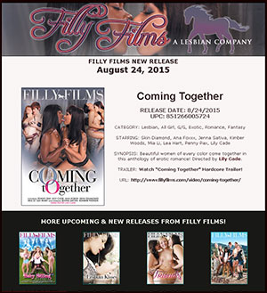 Filly Films presents Coming Together
